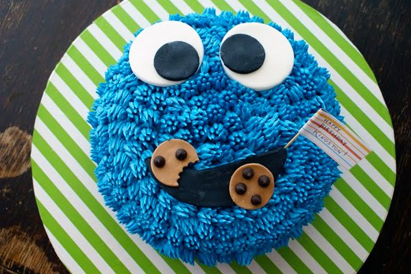 How to Make Monster Cupcakes A Tutorial and Roundup Cookie