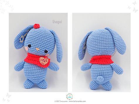 Amigurumi Kawaii Free : Amigurumi pattern the little kawaii amigurumi kawaii and keychains