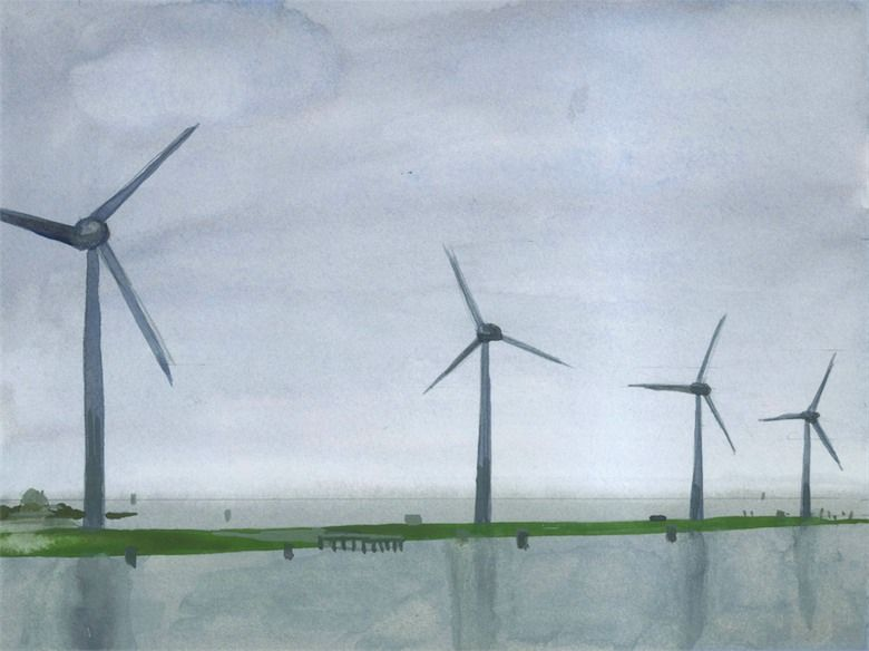 Eithne Jordan Wind Farm