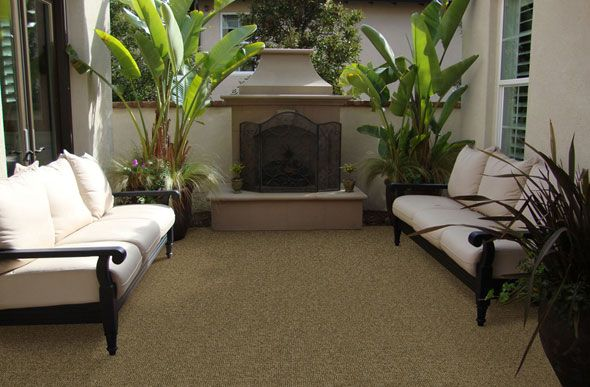 Ribbed Carpet Tile Quick Ship Indoor Outdoor Carpet Outdoor