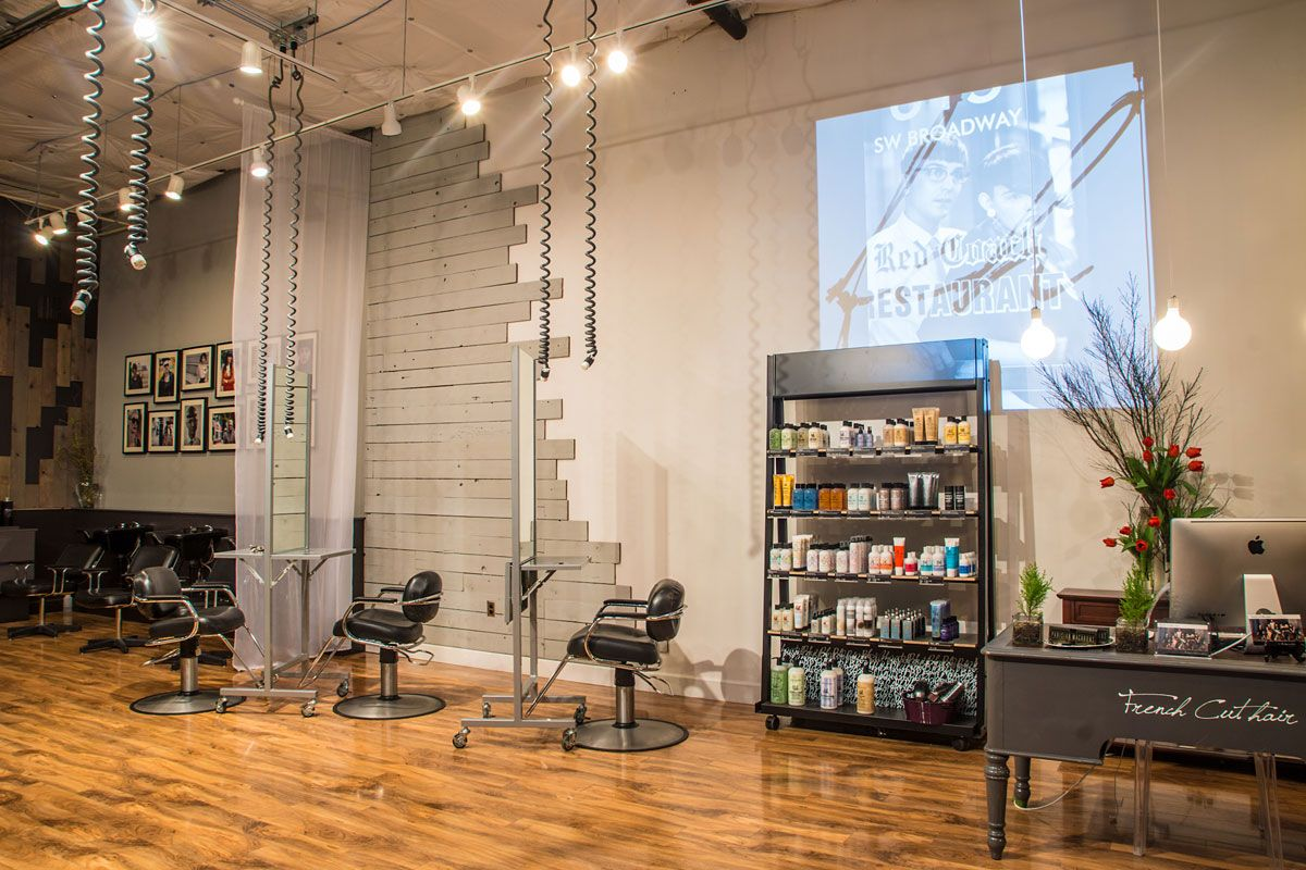 The 11 Best Salons in the Country  Best salon, Hair salon names