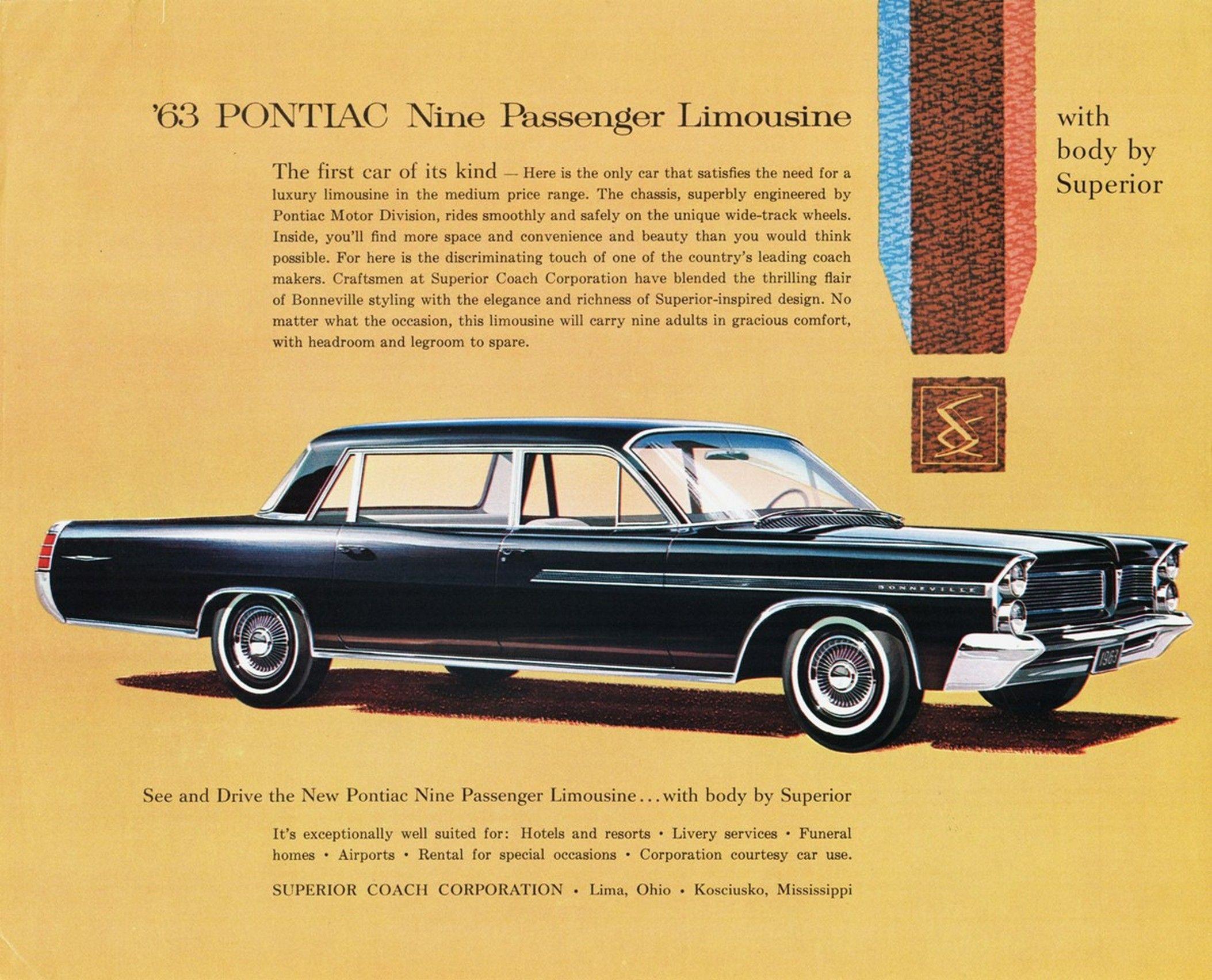 http://media.digitalpostercollection.com/2015/10/1963-Pontiac-Nine-Passenger-Limousine-by-Superior.jpg