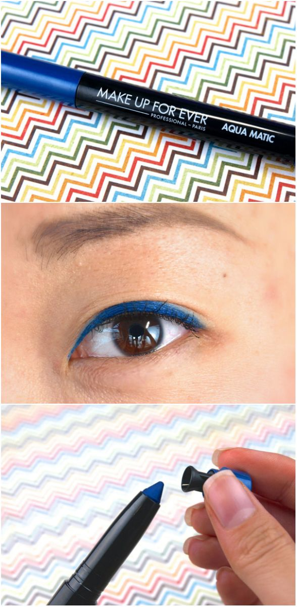 Make Up For Ever Aqua Matic Eye Shadow Pencil in
