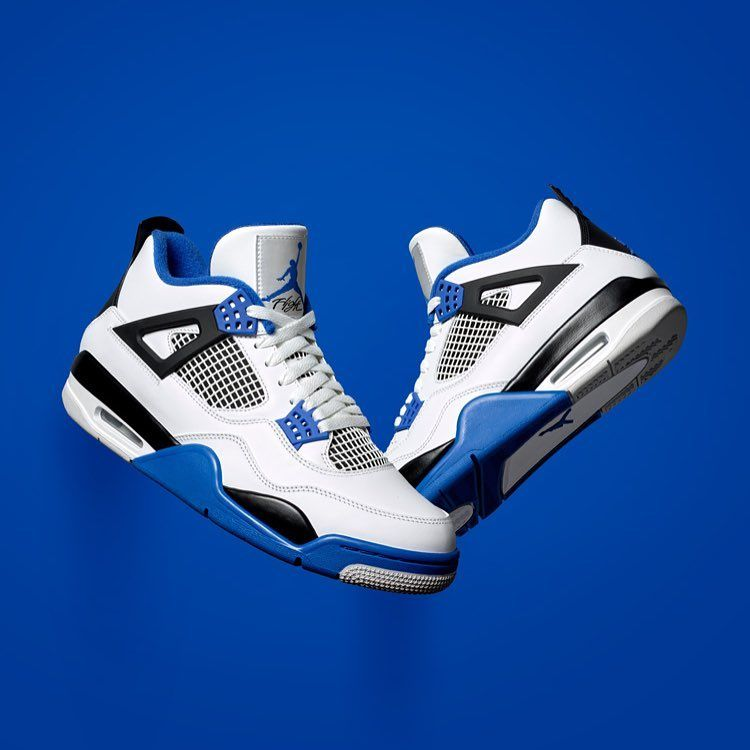 "reputable site 3f224 90b78 Sneaker News   Release Dates ( kicksonfire) on Instagram  ""Motorsport Jordan  4s arrive at retailers this weekend. Will you be grabbing a pair"
