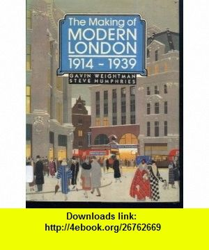 The making of modern london 1914 1939 vol 2 9780283991059 gavin the making of modern london 1914 1939 vol 2 9780283991059 gavin fandeluxe Image collections