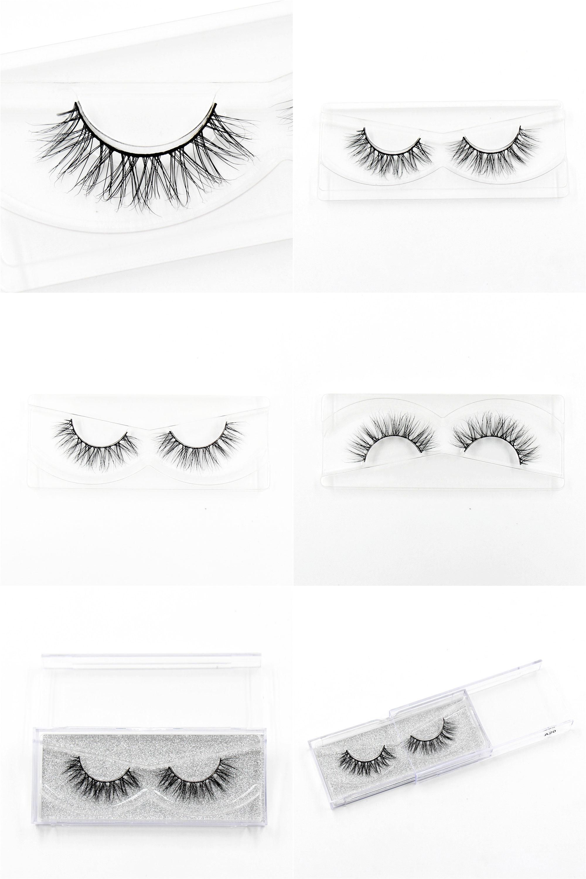 Visit To Buy Mink Lashes 3d False Eyelashes Natural Eyelashes 1