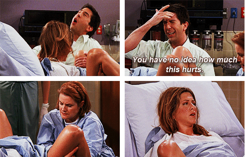 Ross always knows the right thing to say.