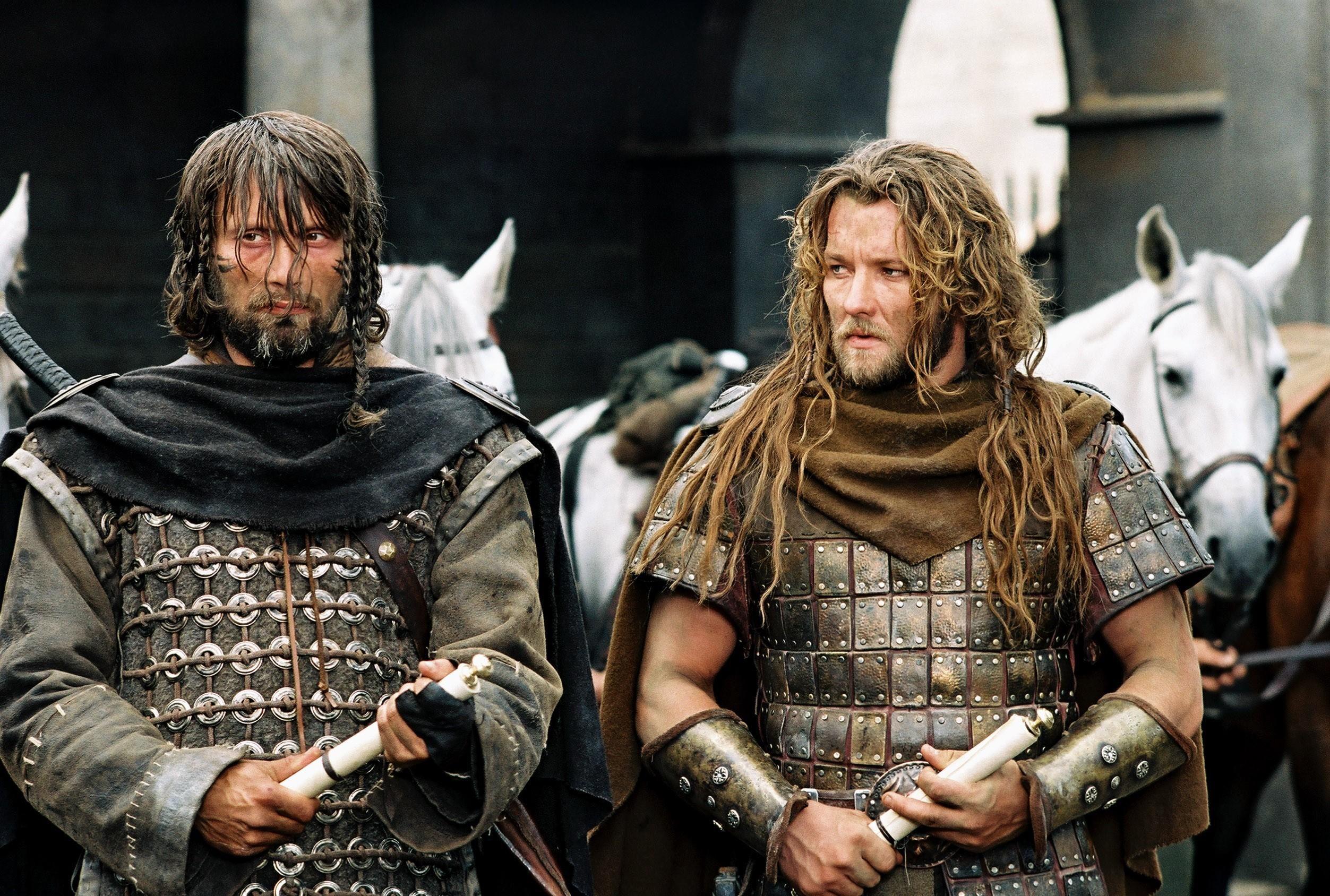 King Arthur 2004 King Arthur Movie King Arthur Joel Edgerton