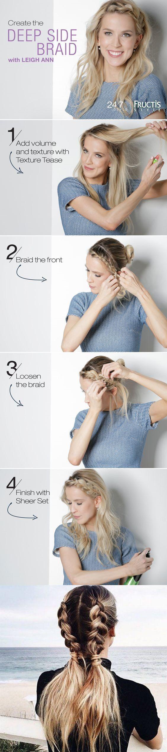 5 Minuten Frisuren Für Schulterlange Haare Hair Ideas In 2018