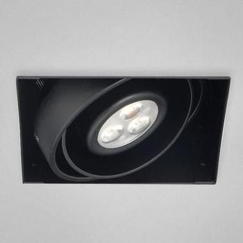 1LT,TRIMLESS MULTIPLE RECESSED,LED, W/DRIVER TE211LED-01