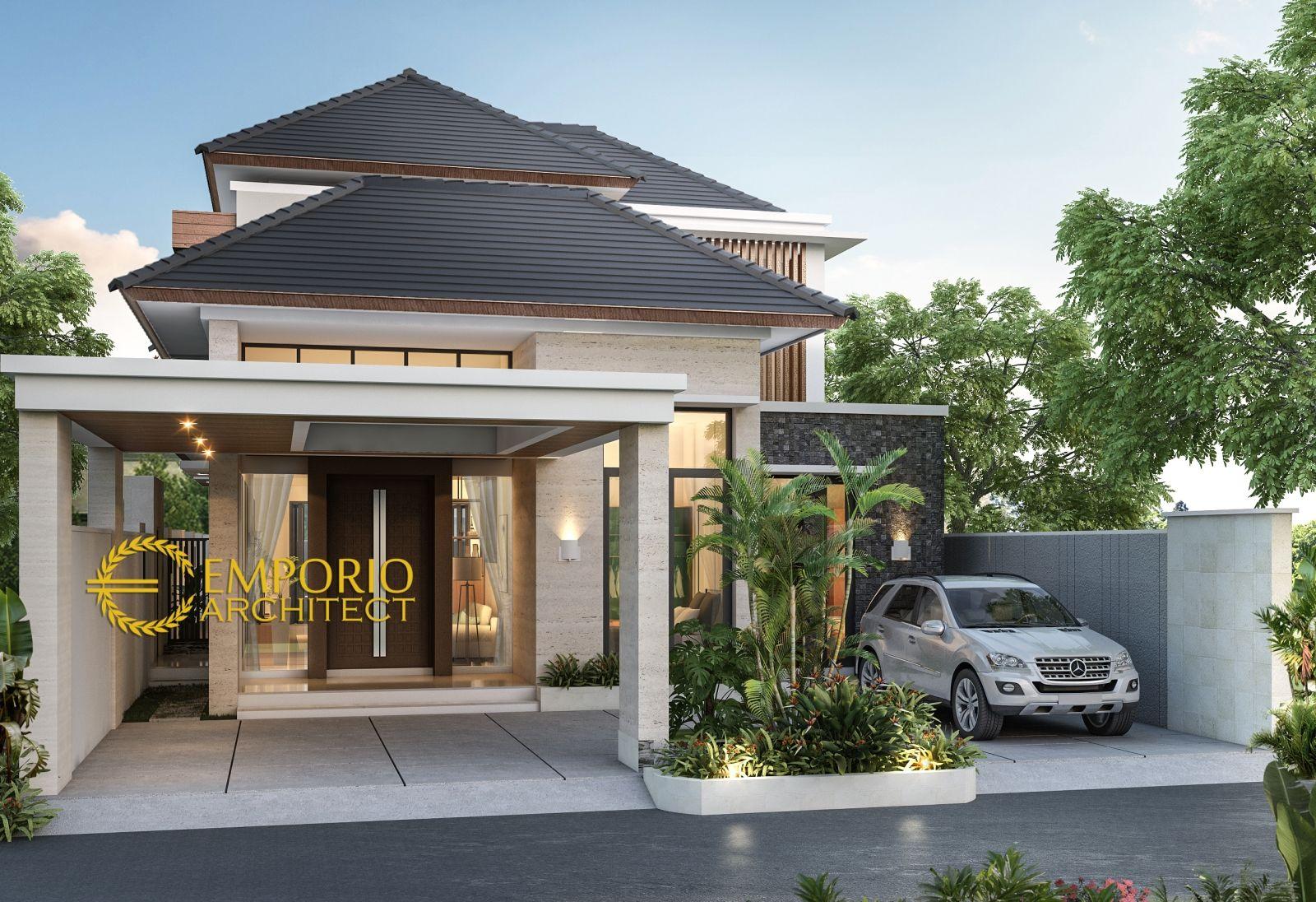 Jasa Arsitek Di Bogor Desain Rumah Ibu Sarah 1 Di 2020