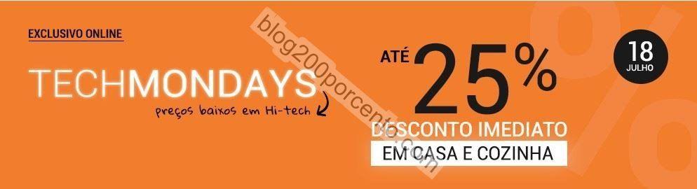 Tech Mondays FNAC até 25% de desconto dia 18 julho - http://parapoupar.com/tech-mondays-fnac-ate-25-de-desconto-dia-18-julho/