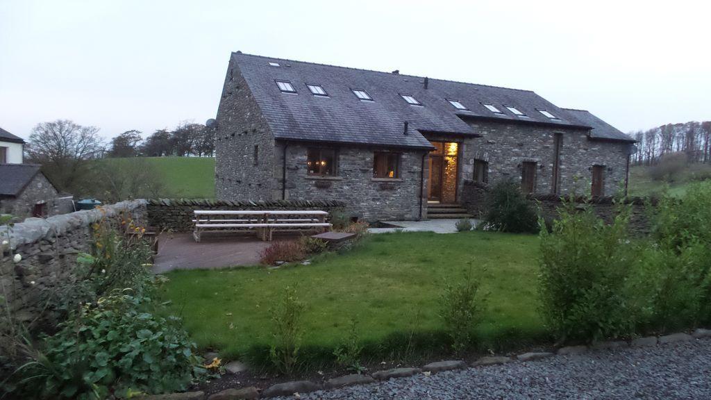 Alpaca Farm Holiday Home Patio Area House Styles