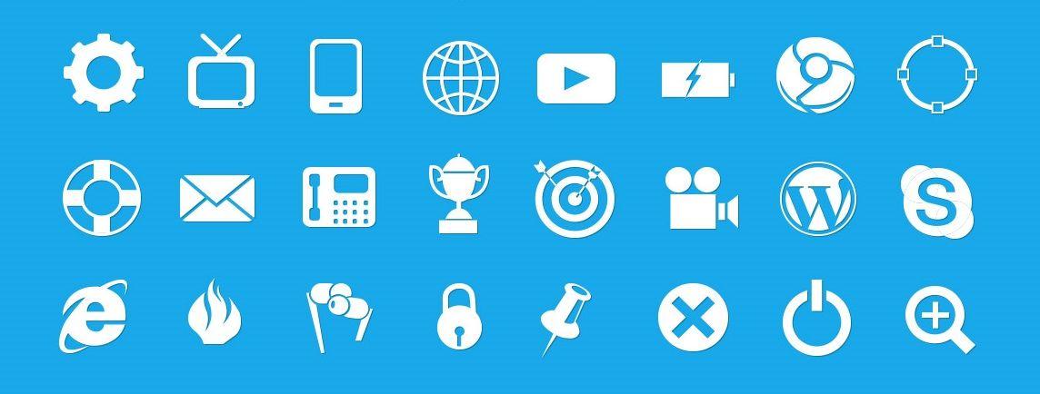Иконки для презентаций   Как оформить слайды