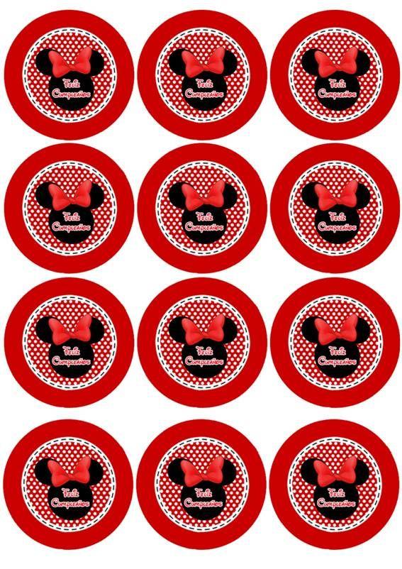 imagenes cumpleaños de minnie Buscar con Google decoracion cumple Pinterest Minnie mouse