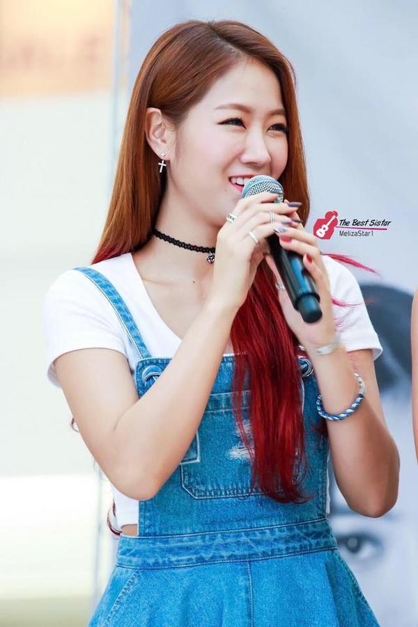 Sistarthailand Sistar1th Sistar Sistar Soyu Starship Entertainment