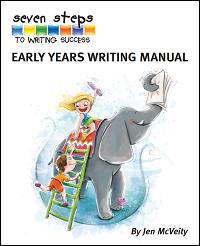 NEW!! Early Years Writing Manual