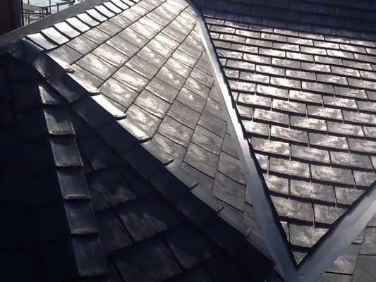 What Is The Average Rubber Roofing Shingles Cost Roof Shingles Roof Architecture Roof Coating