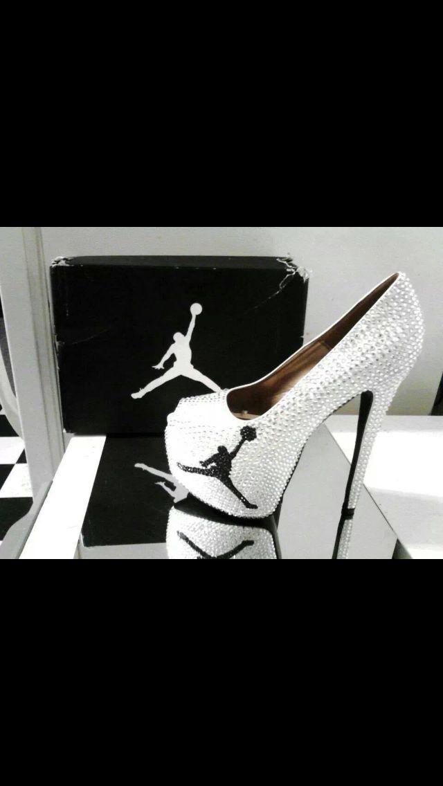 new arrival bae8b a40f5 Daisy Wedgwood on in 2019   running shoes nike   Shoes, Heels, Jordan heels