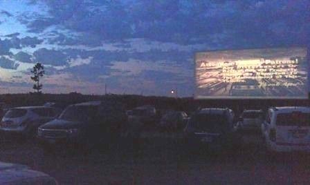Drive In Movie Theater Blue Fox Drive In Whidbey Island Wa