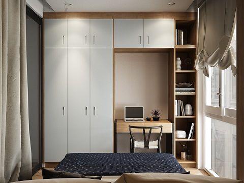 Quarto Pequeno E Cheio De Armários Small Bedroom Designsbedroom Smallwardrobe