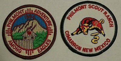 Smashed Penny With Arrowhead Logo Philmont Scout Ranch