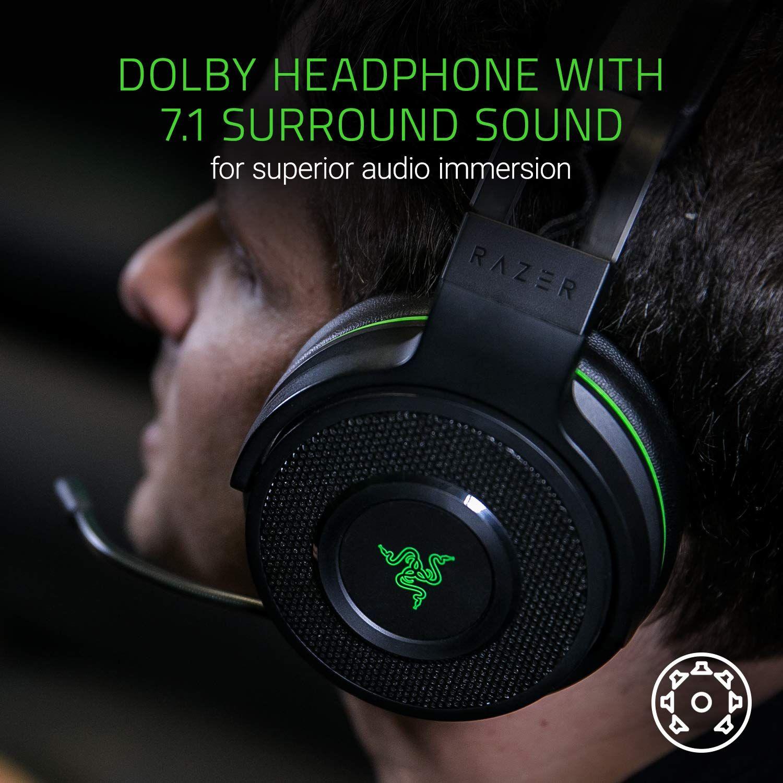 Razer Thresher Ultimate for Xbox One: Dolby 7 1 Surround