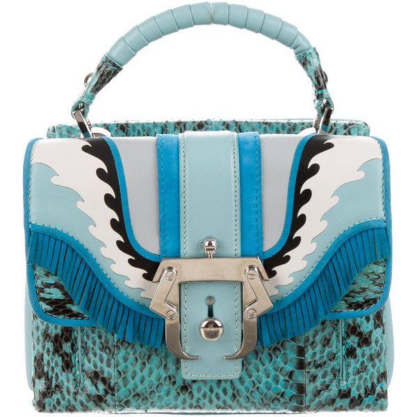 Paula Cademartori Pre-owned - Leather handbag bOZmsB