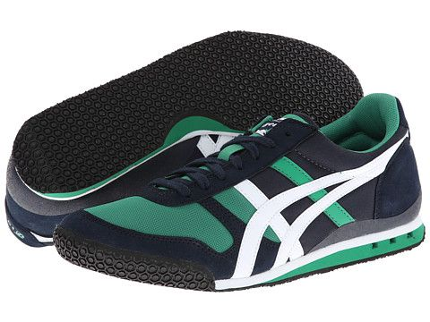 the latest 188a2 3c293 Onitsuka Tiger by Asics Ultimate 81® Green White - Zappos.com Free Shipping  BOTH Ways