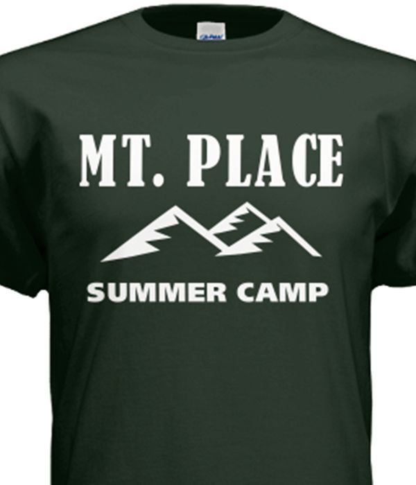 eb9cfc9f Design Custom Camp T-Shirts #custom #camping #shirts | Camp T-Shirt ...