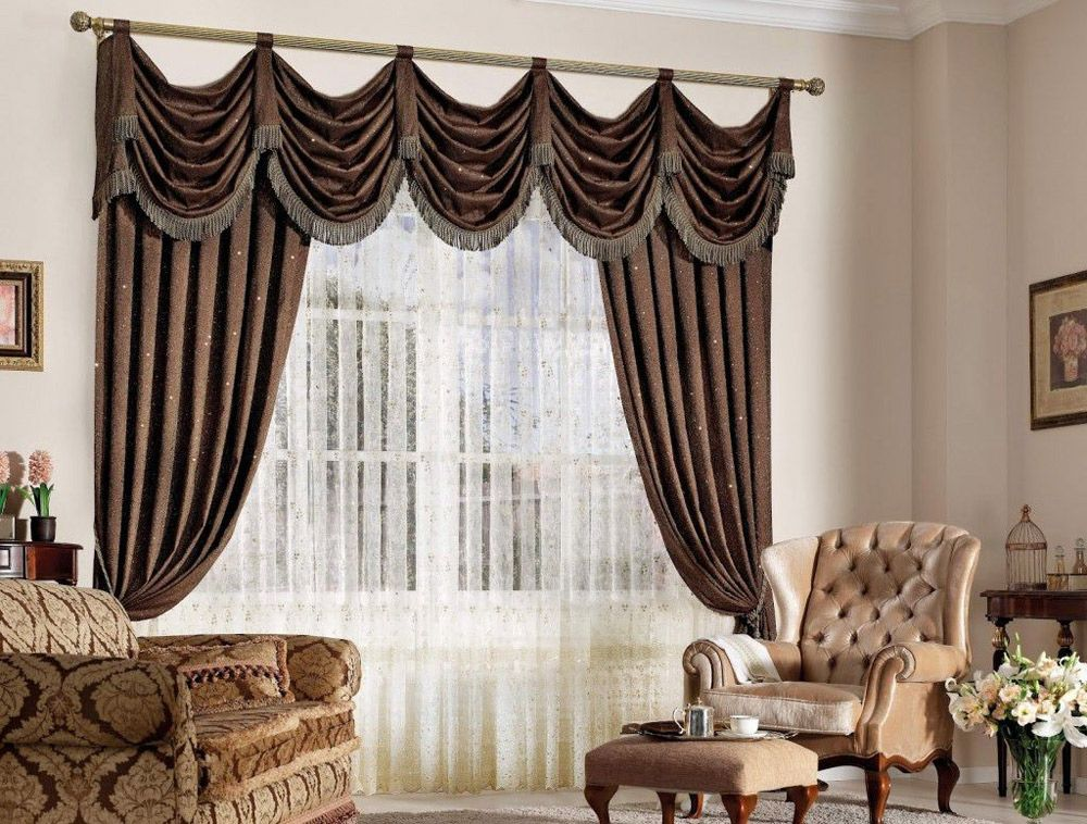 Brighten Room With Curtains