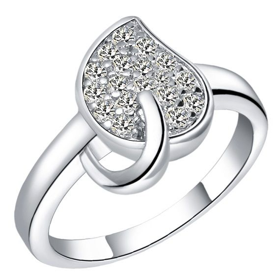 Find More Rings Information About Crystal Rings Simulated Zircon Diamonds Ring Her Jewelry Jewelry Wedding Rings Womens Engagement Rings Silver Jewelry Fashion