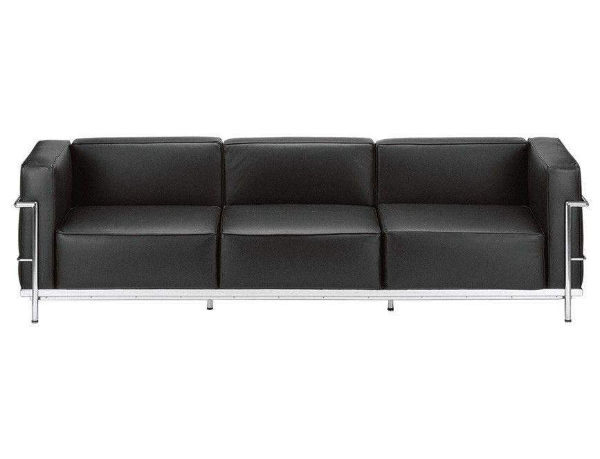 Divano Le Corbusier LC3 Grand Confort Grand Modèle C60 | Classic ...