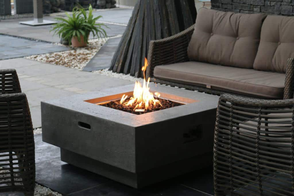 The Outdoor Scene Offers Ireland S Best Deals On Manhattan Fire Pit Last In Stock Browse Barbecues Garden F Propane Fire Pit Table Fire Pit Table Fire Pit