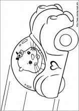 Zhu Zhu Pets Coloring Pages On Coloring Book Info Coloring Pages Bear Coloring Pages Pigeon Books