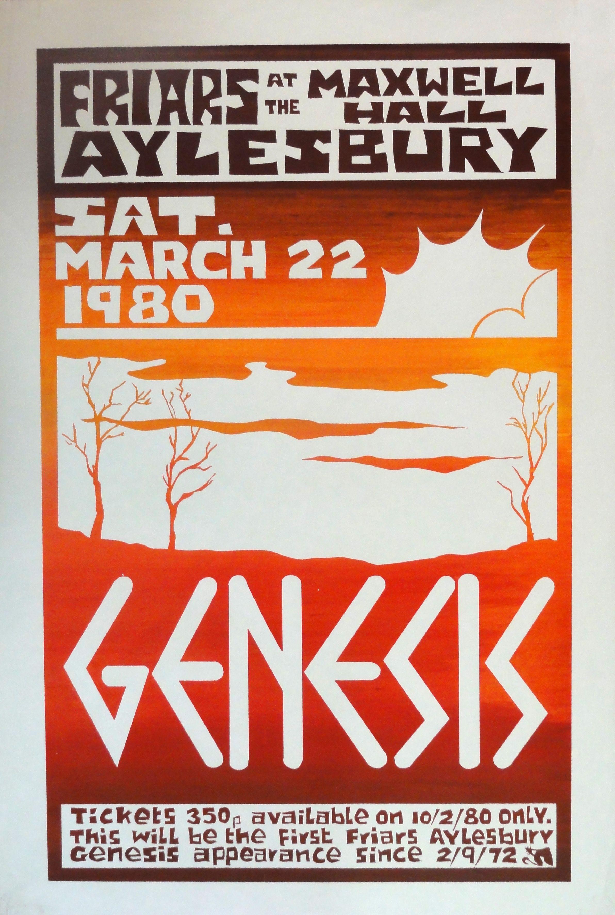 Genesis-22Mar80-Friars-Aylesbury