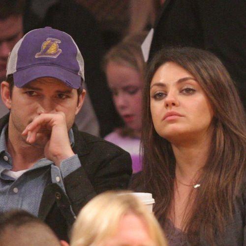 Mila Kunis and Ashton Kutcher Selling Home At Hollywood Hills