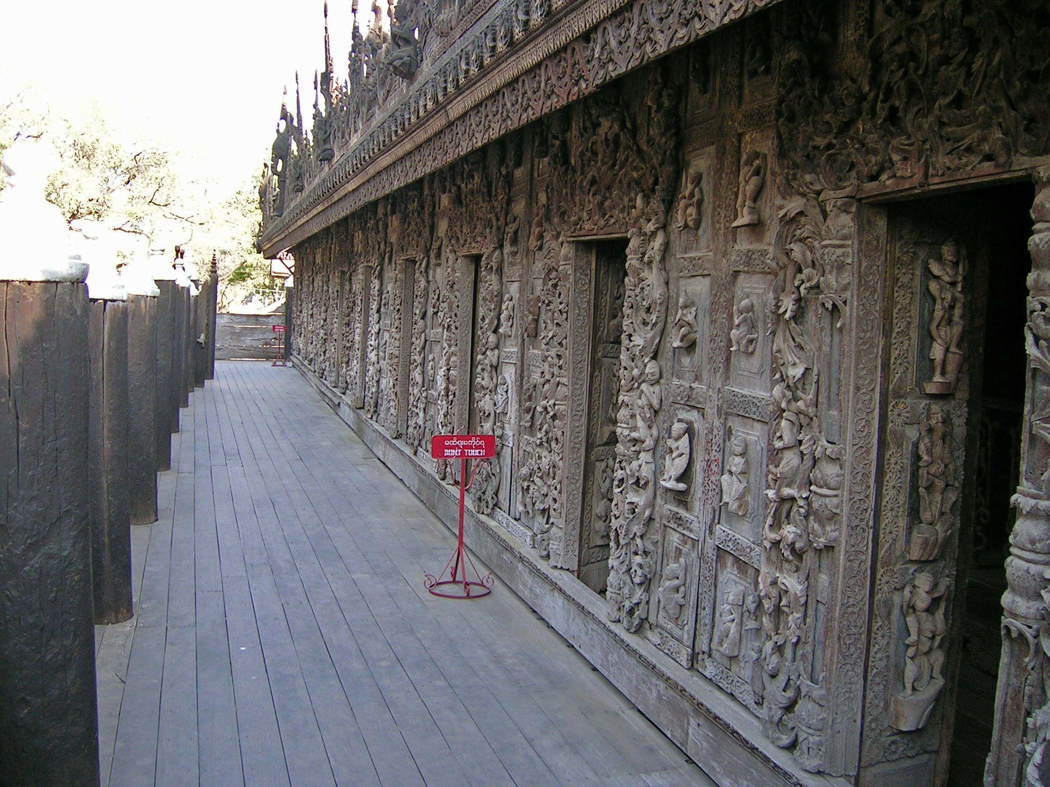 Beautiful Temples in Myanmar (Burma) CC by K.Pings