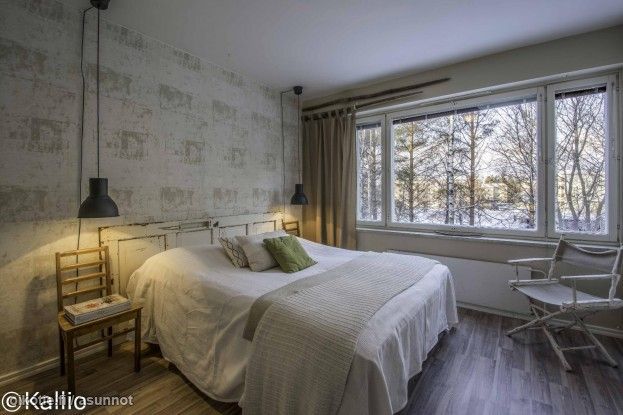 Myytävät asunnot, Härmälänkatu 10,  Tampere #oikotieasunnot #makuuhuone #bedroom #koti #home #Tampere