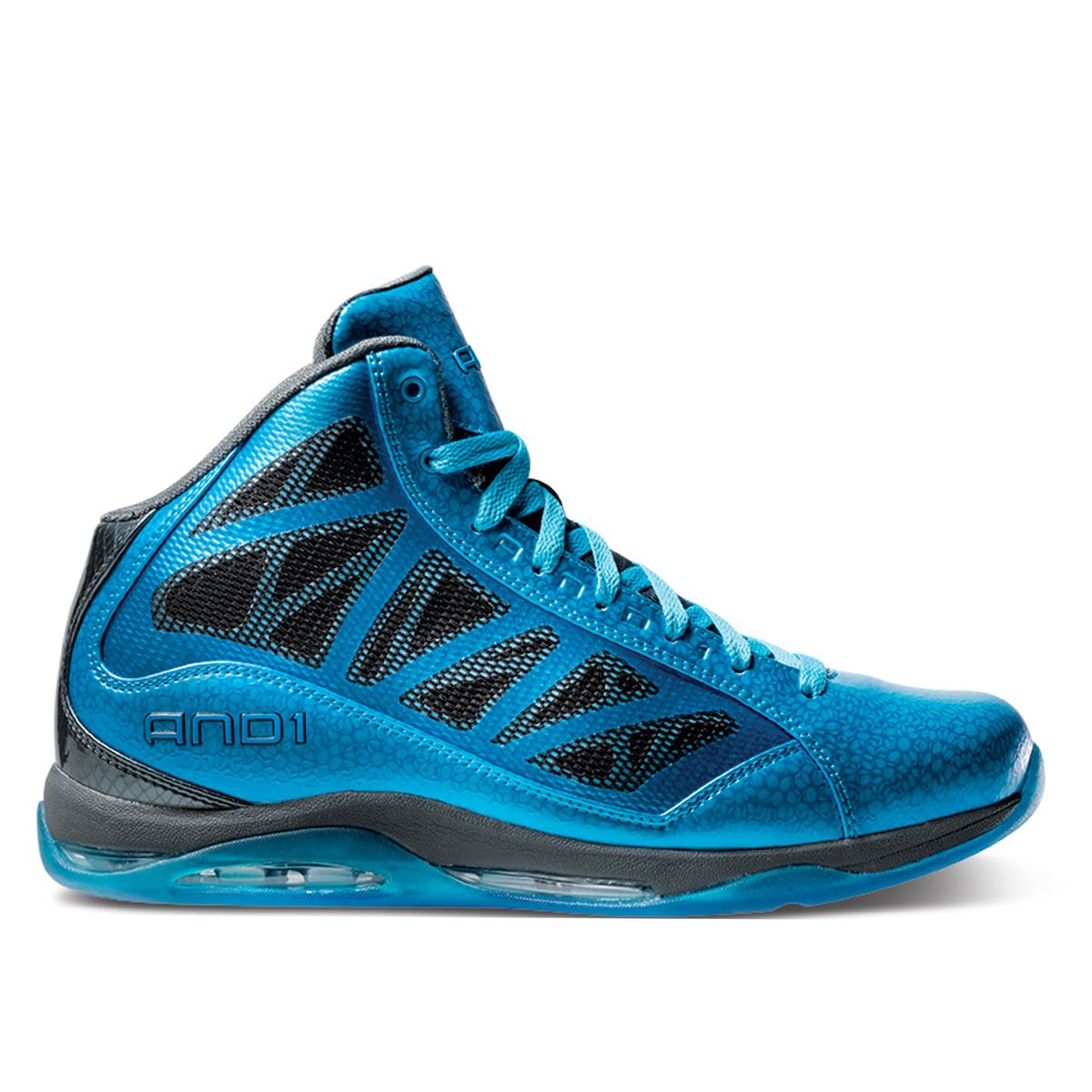 28579c8c7694 AND1 Entourage Mid in electrifying blue