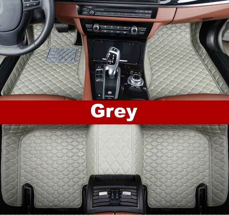 Floor Mats Universal Car Floor Mats All Models For Chrysler Voyager Chrysler Grand Voyager 300c Car Accessories Car Styling Wide Varieties