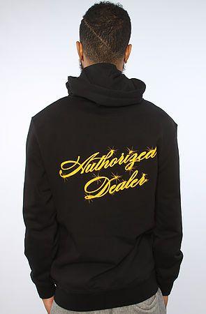 The Authorized Zip-Up Sweatshirt in Black S|M|XL|L|XXL