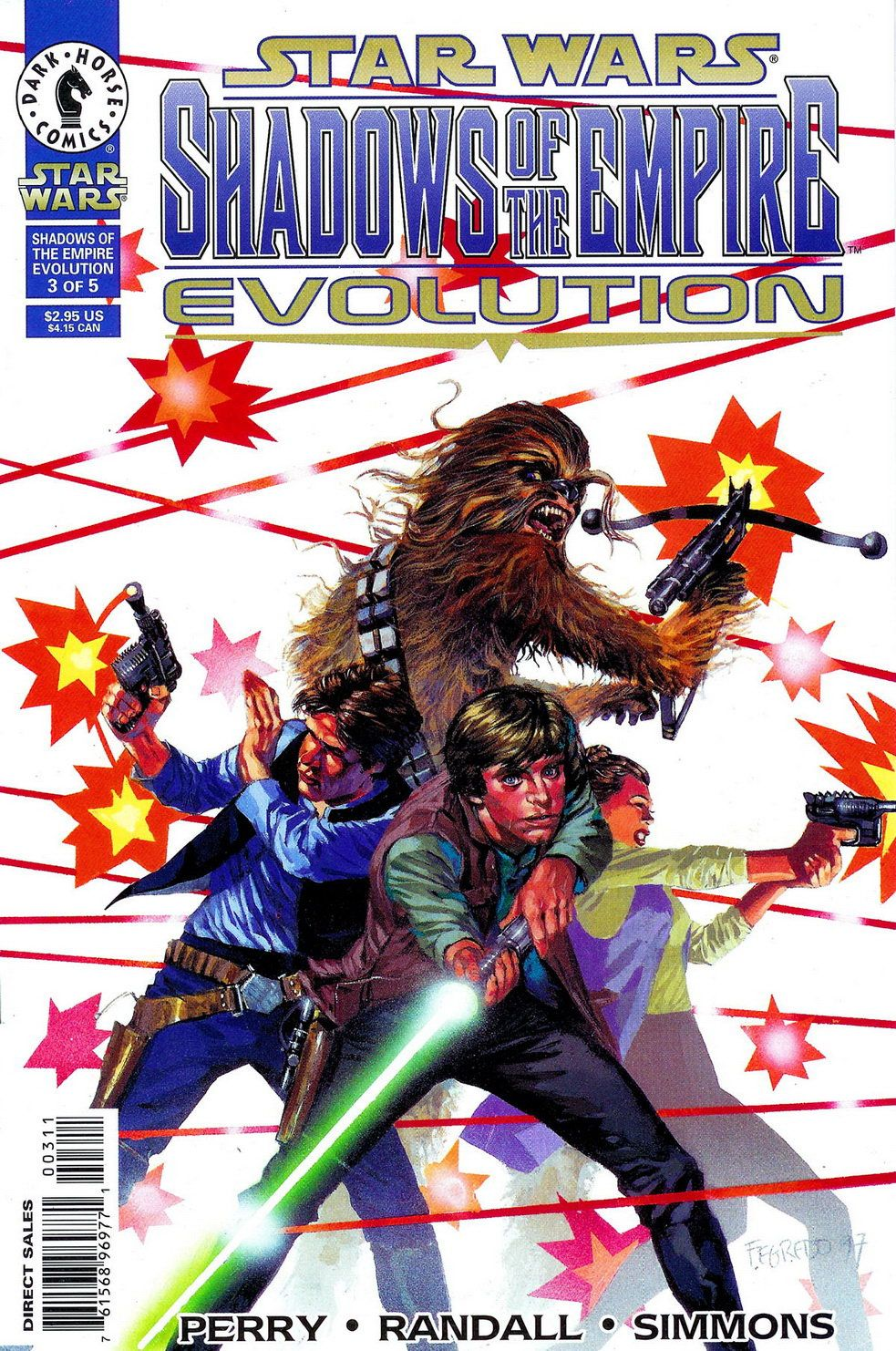 Star Wars: Shadows of the Empire: Evolution 3 of 5