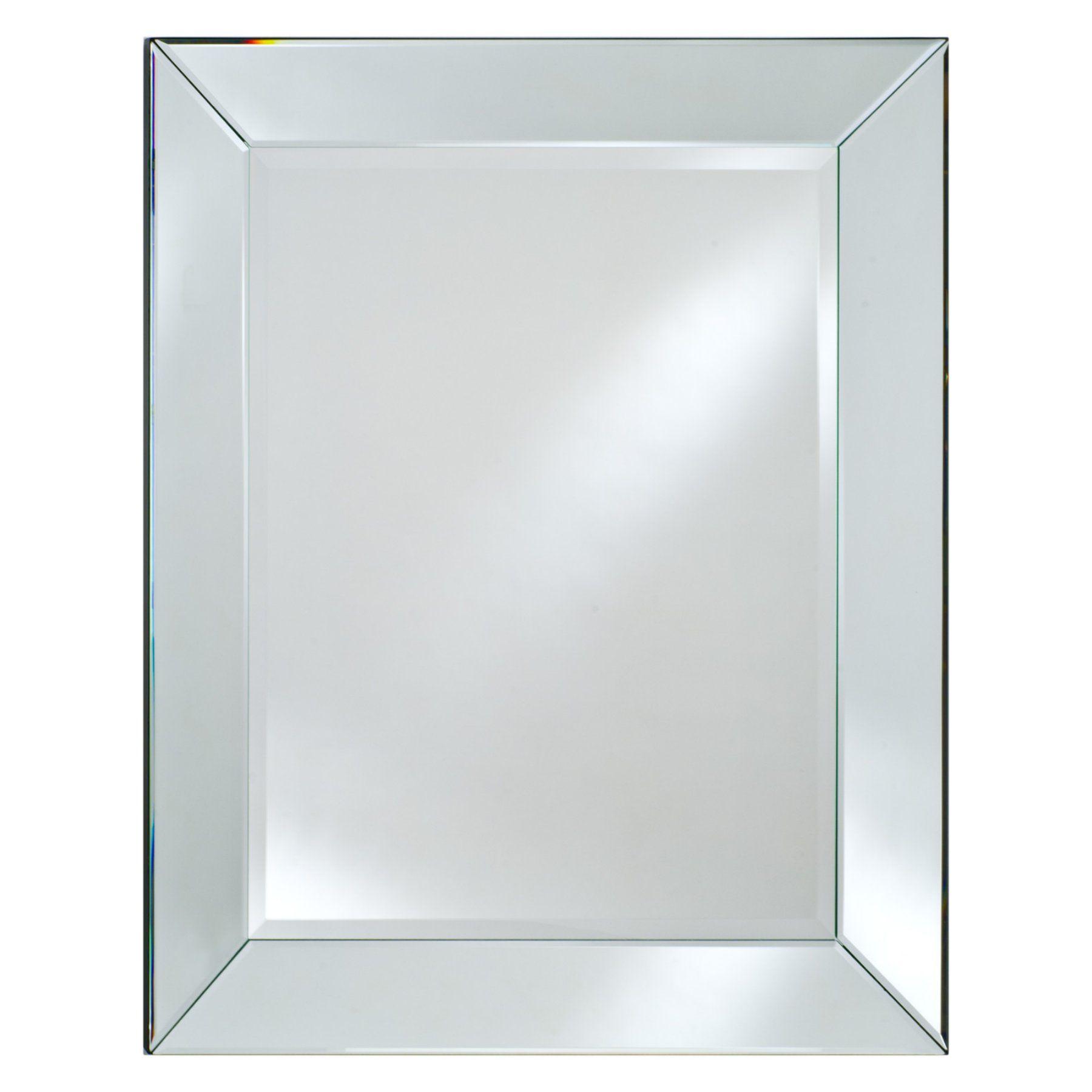 Radiance Venetian Mirrored Frame Mirror  Rm107
