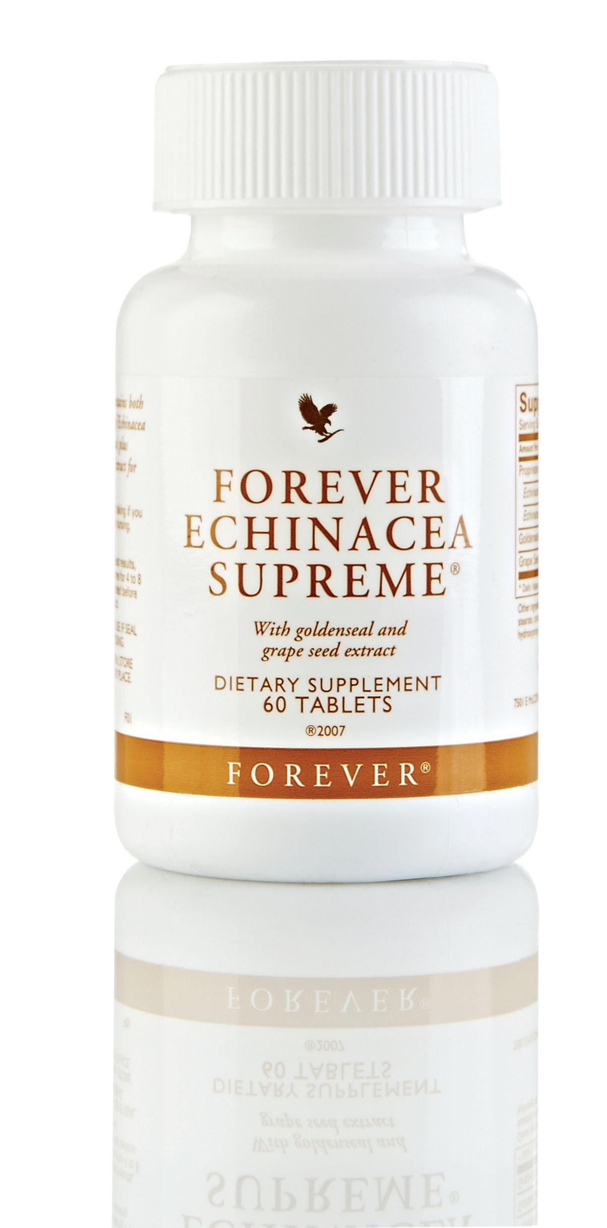 Echinacea with goldseal and grape great health benefits. My Come Try Aloe shop is here check it out www.foreverliving.com/retail/entry/Shop.do?store=GBR&language=en&distribID=440100068145