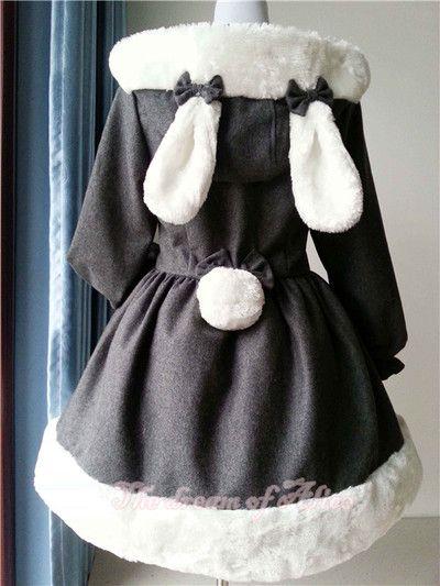 33e6b27f44 back of bunny coat