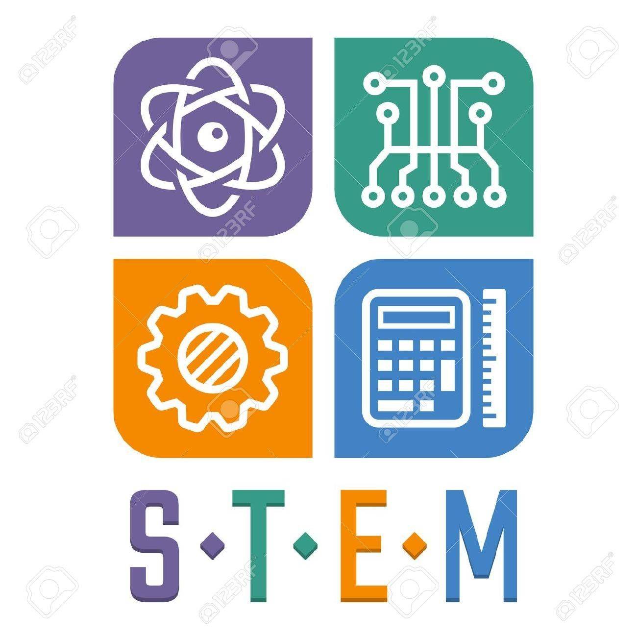 Illustration Of Stem Science Technology Engineering Mathematics Education Wo Sponsored Mathematics Engineeri Stem Toys Inspire Students Stem Science