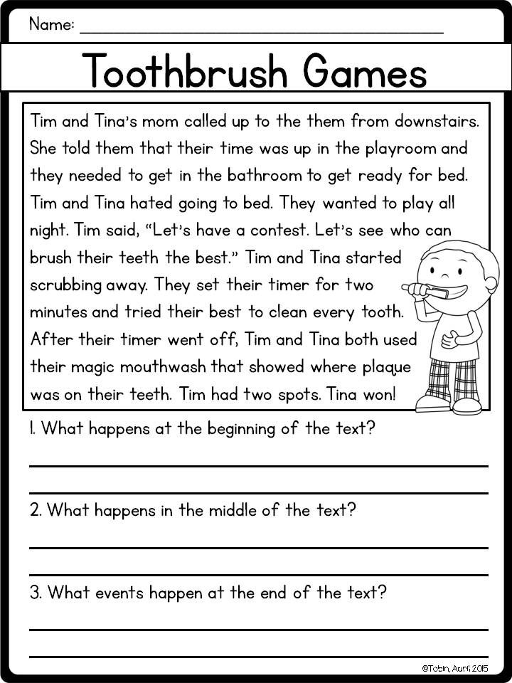 38+ Valuable reading worksheets grade 2 ideas