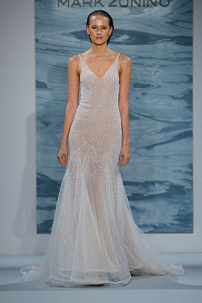 e8c712312bce1 60 Dreamy Dresses for a Beach-Bound Bride | Wedding Ideas: Bride ...