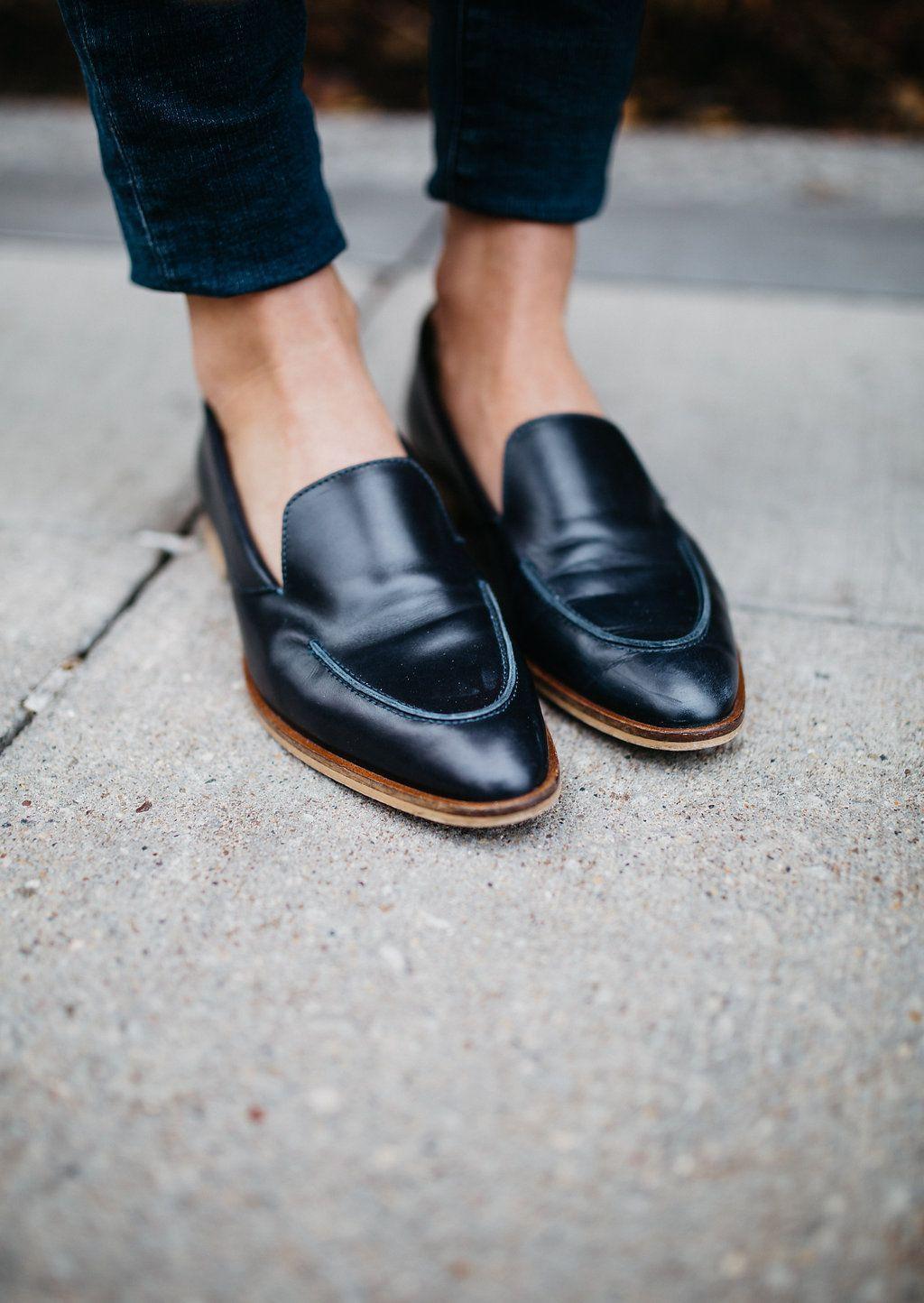 422daf583cb everlane modern loafers